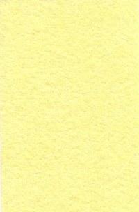 Wool Felt - Buttercup 12 x 18