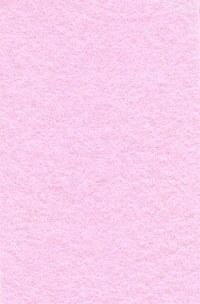 Wool Felt - Pink 12 x 18
