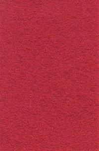Wool Felt - Red 12 x 18