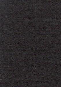 Wool Felt - Black 12 x 18