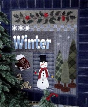 Winter by The Woolen Needle