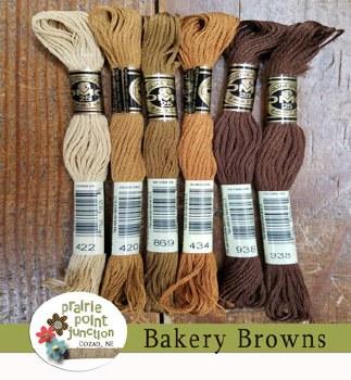 Bakery Browns Floss Pack