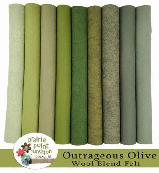 Outrageous Olive Bundle