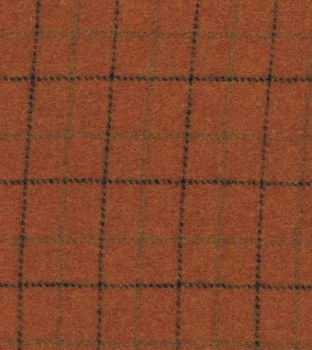 """Wool 18"""" x 28"""" Pumpkin Patch"""