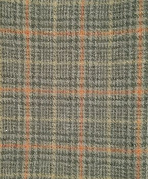 """Wool 9"""" x 28"""" Peas and Carrots"""
