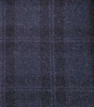"""Wool 18"""" x 28"""" Midnight Blue"""
