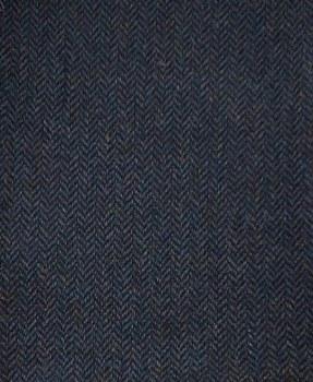"Wool 9"" x 28"" Blueberry Tart"