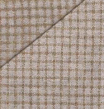Wool Circles & Squares Yardage