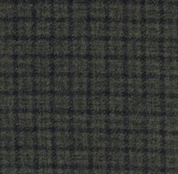 "Wool 9"" x 28"" Fiddlehead"