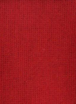 "Wool 18"" x 28"" Raspberry Seeds"