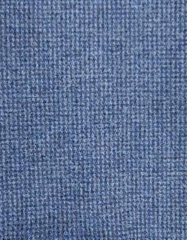"""Wool 18"""" x 28"""" Penn's Blue"""