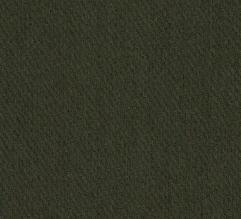 """Wool 9"""" x 21"""" Forest Green"""