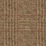 """Wool 18"""" x 28"""" Buttermilk Basin Tan Red Plaid"""