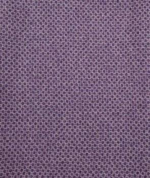 "Wool 9"" x 28"" Violet Honeycomb"