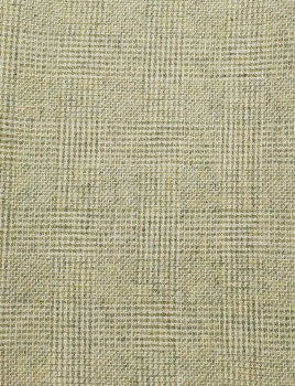 "Wool 9"" x 28"" Sage Natural Plaod"