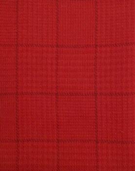 """Wool 18"""" x 28"""" Red Romance"""