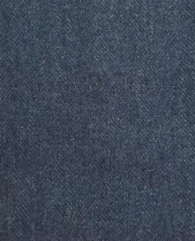 """Wool 18"""" x 28"""" Shepherd's Blue"""