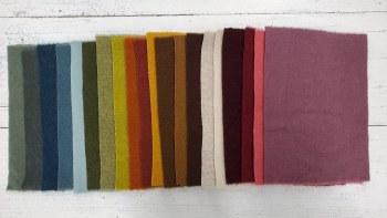 Wool Bundle Solid Tones