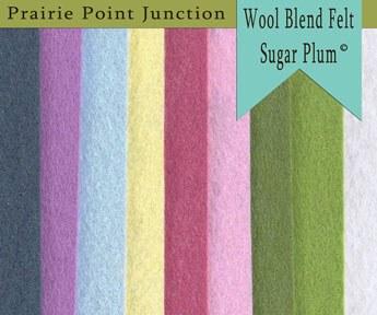 Wool Bundle -Sugar Plum