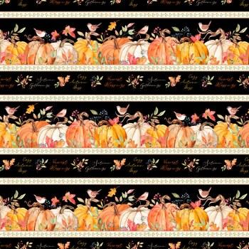 Autumn Day Stripe Multi
