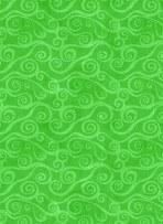 Essentials Swirly Scroll Lime