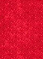 Essentials Flannel Dots Red
