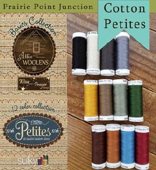 Cotton Petites Sulky Thread