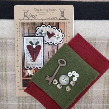 Key to My Heart Kit