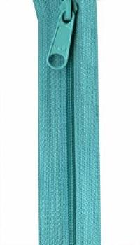 "Zipper 24"" Handbag Turquoise"