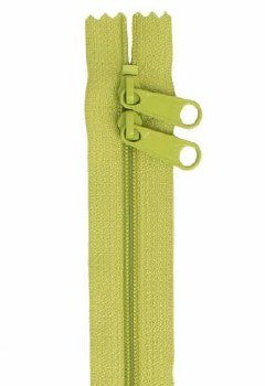 "Zipper 30"" Double Slide Lime"