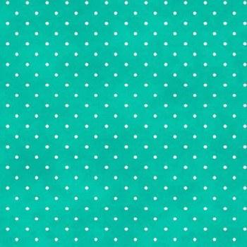 Beautiful Basics Dot Teal
