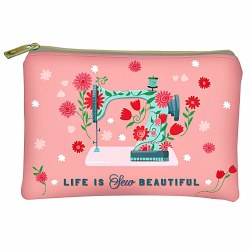 Glam Bag Sew Beautiful Pink