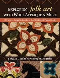 Exploring Folk Art with Wool