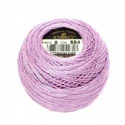 DMC Pearl Cotton 554 Violet