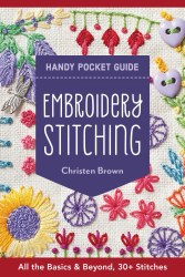 Embroidery Stitches - Pocket
