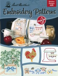 Kitchen Designs Embroidery