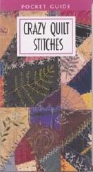 Crazy Quilt Stitches - Pocket