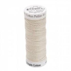 Cotton Petites Sulky Ecru