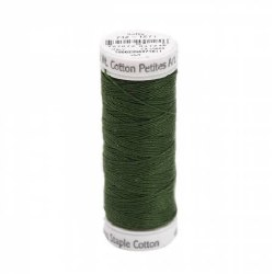 Cotton Petites Sulky Evergreen