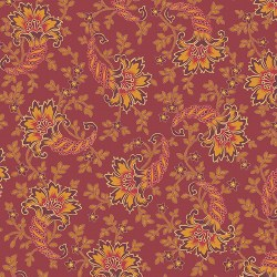 Mansfield Paisley Brown