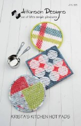 Krista's Kitchen Hotpads