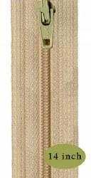 "Zipper 14"" Straw"