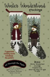 Winter Wonderland Stockings