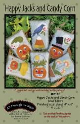 Happy Jacks and Candy Corn Bo