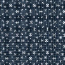 Very Wooly Winter Snwflke Mdnt