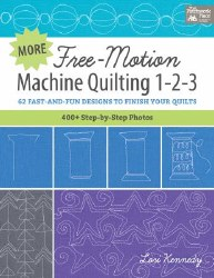 More Free-Motion Machine Quilt