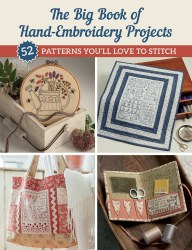 The Big Book of Hand Embroider