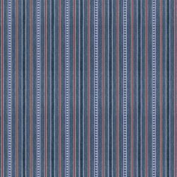 American Rustic Stripe Blue