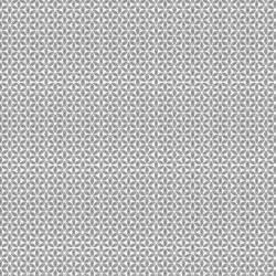 Full Bloom Geo Flwr Grey/White