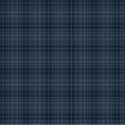 Very Wooly Winter Plaid Blue